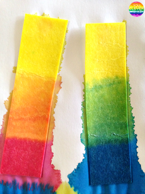 Color Mixing Activity for kids