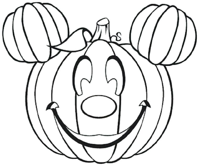 printable pumpkin coloring pages free october sheets